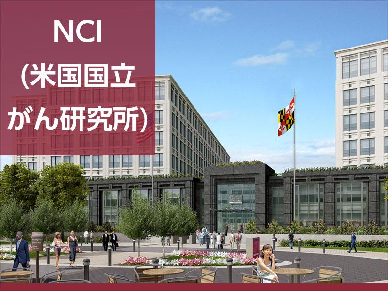 NCI(米国国立がん研究所) | ...
